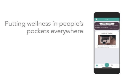 Personal wellness app KeepAppy looks set for healthy future
